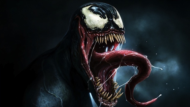 Venom Tutorial tutorial for graphic designers with Photoshop
