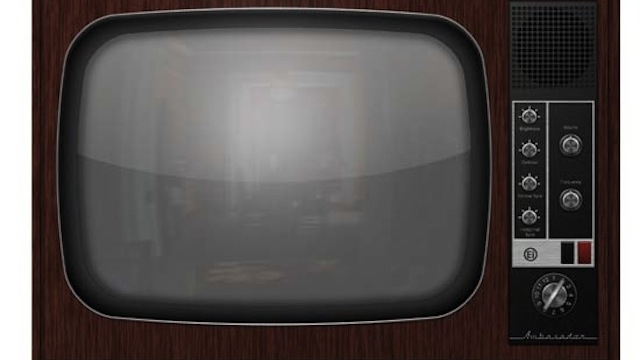 Detailed Vintage TV from Scratch tutorial for graphic designers with Photoshop