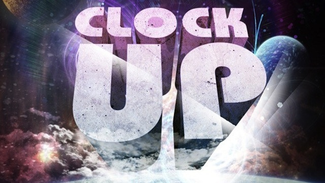 Clock Up Wallpaper tutorial for graphic designers with Photoshop