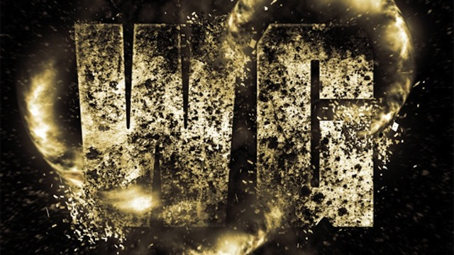 Exploding Light Text Effect tutorial for graphic designers with Photoshop