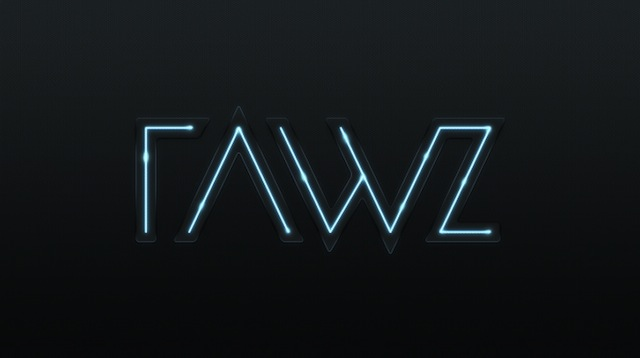 RAWZ Light Effects tutorial for graphic designers with Photoshop