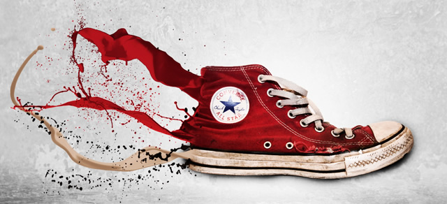 Awesome Splashing Sneaker - Best Photoshop Tutorials