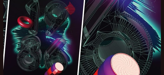 Futuristic Effects with Photoshop92s 3D tools - Best Photoshop Tutorials
