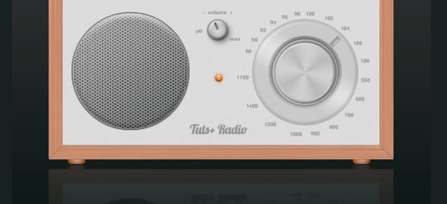 Cool Radio Icon - Best Photoshop Tutorials