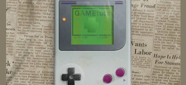 Retro Gameboy Icon - Best Photoshop Tutorials