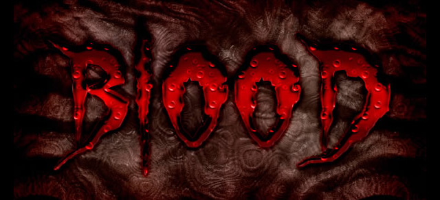 Bloody Text Effect - Best Photoshop Tutorials