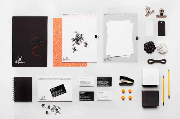 Bond Agency Branding - Branding Inspiration