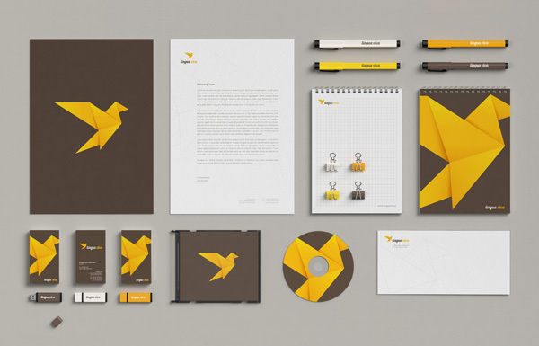 Lingua Viva - Language School Rebranding by Necon - Branding Inspiration